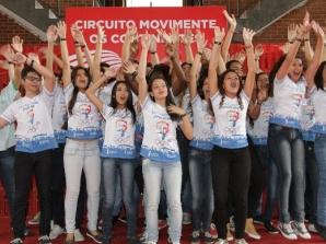 Festival das Escolas Coca-Cola 2015