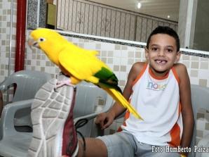 Projeto Animais na Escola 2016 – Turno da Tarde